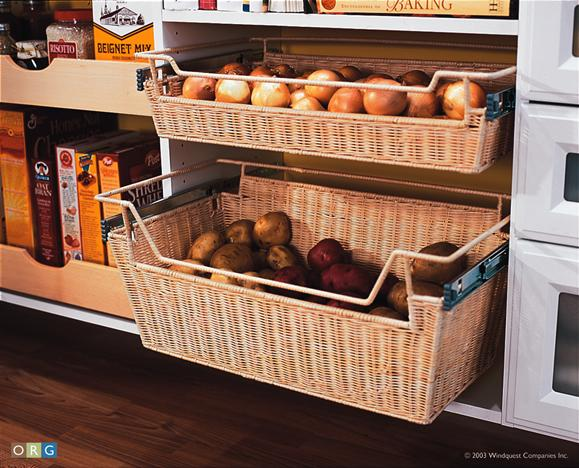 Pantry Solutions Custom Closet Systems Inc